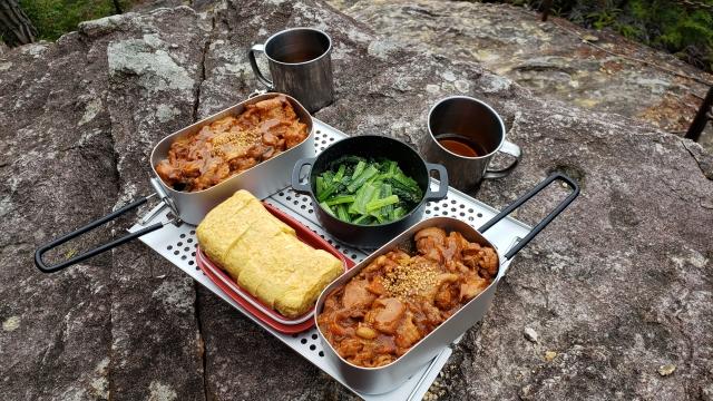 おうちキャンプはホットプレートやメスティンでキャンプ飯を楽しむ人増加