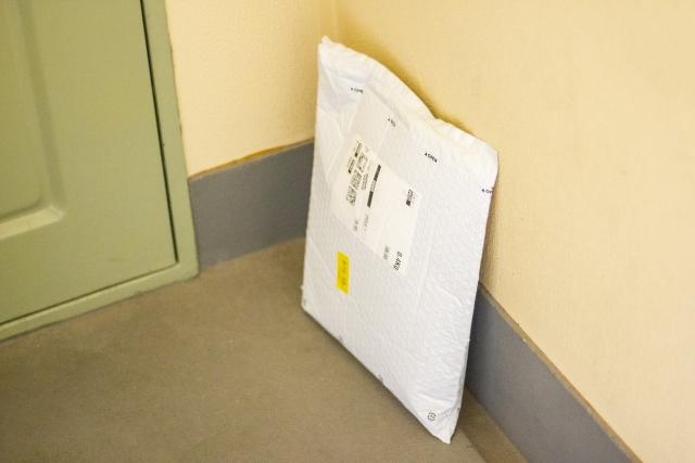 【置き配】マンションの共用廊下でも可能に!節度を持った利用を!