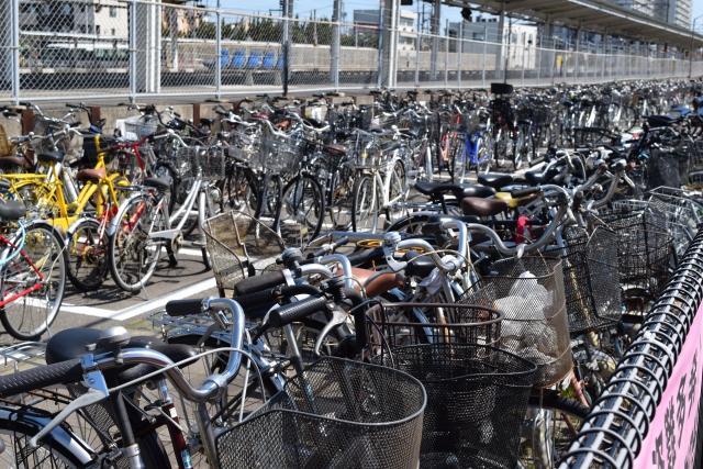 自転車の廃棄方法は?管理組合からの連絡がありがたい!